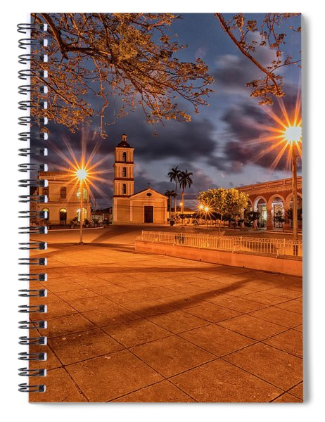 Cuban Dawn Spiral Notebook