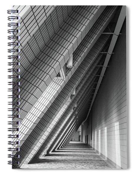 Cultural Centre Hong Kong Spiral Notebook