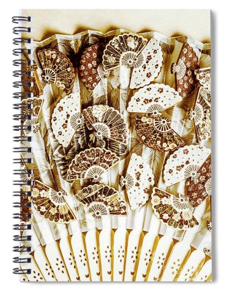 Cultural Costume Craft Spiral Notebook