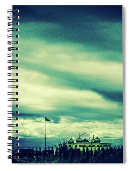 Culture Clouds Spiral Notebook