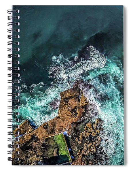 Curly Headland Spiral Notebook