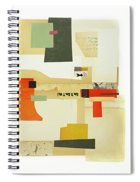 Cut And Glue 1 Spiral Notebook