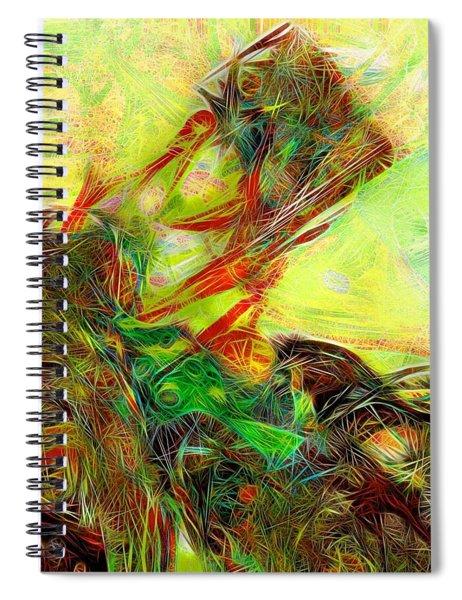 Da1  Spiral Notebook