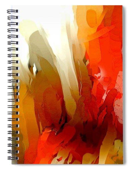 Da4 Da4468 Spiral Notebook