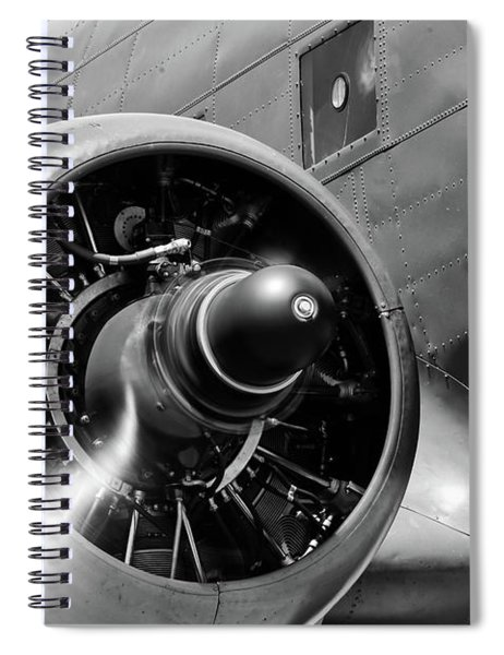 Dakota Power Spiral Notebook