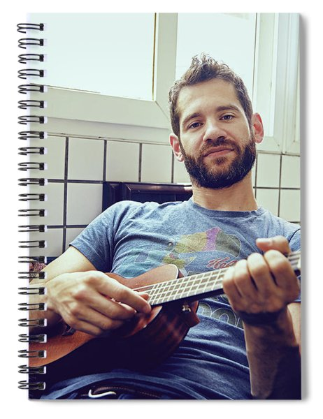 Daliah Spiral Notebook