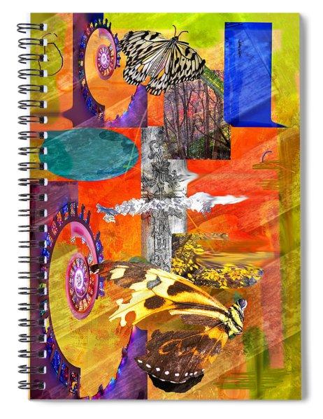 Daliesque Dreaming Spiral Notebook