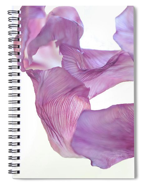 Dance In The Wind Spiral Notebook