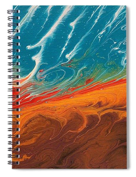 Creation Dance Spiral Notebook