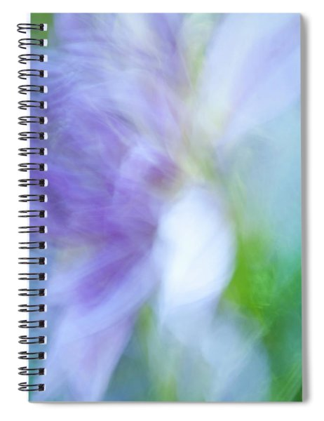 Dancing Angel Spiral Notebook