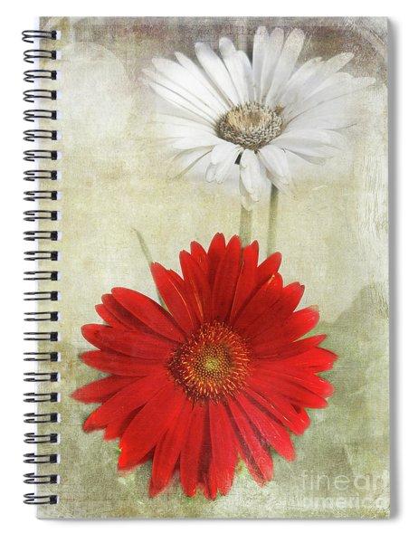 Dancing In The Moonlight Spiral Notebook