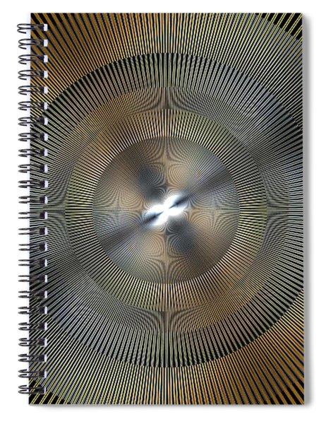 Daniel Spiral Notebook