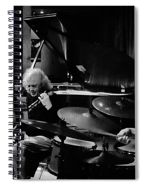 David Friesen Quartet 3 Spiral Notebook