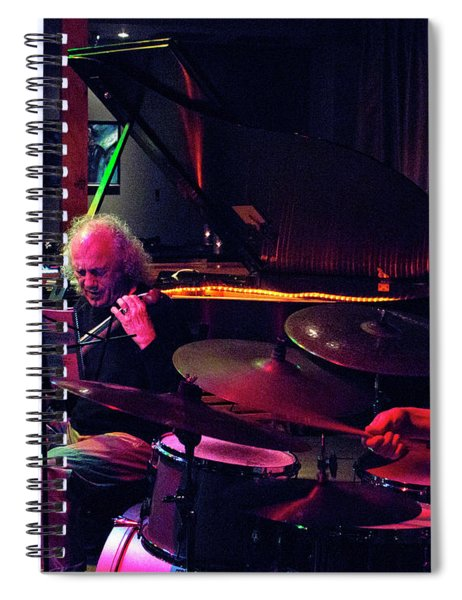 David Friesen Quartet 4 Spiral Notebook