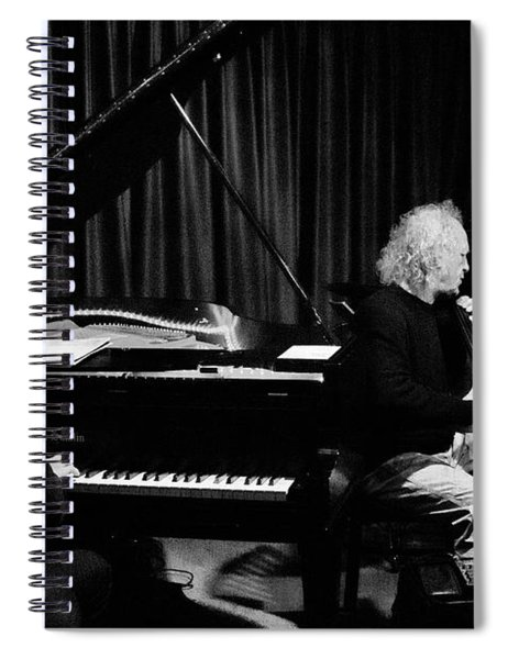 David Friesen Quartet Spiral Notebook