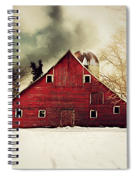 Days Are Getting Shorter Spiral Notebook