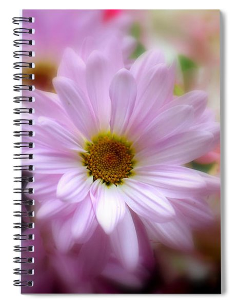 Spiral Notebook featuring the photograph Day's Eye by Patti Whitten