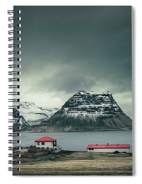 Days Of Dark Spiral Notebook