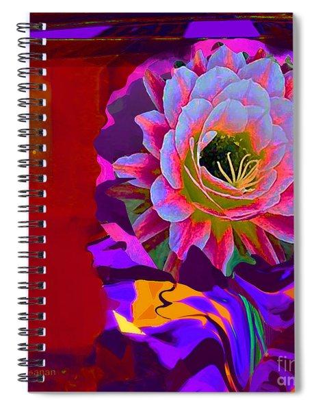 Dazzle My Cactus Spiral Notebook