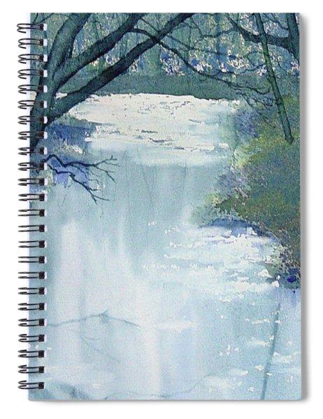 Dazzle On The Derwent Spiral Notebook