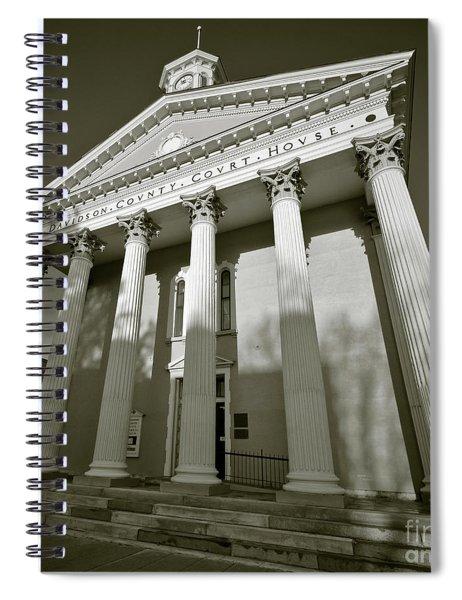 Dcch Spiral Notebook