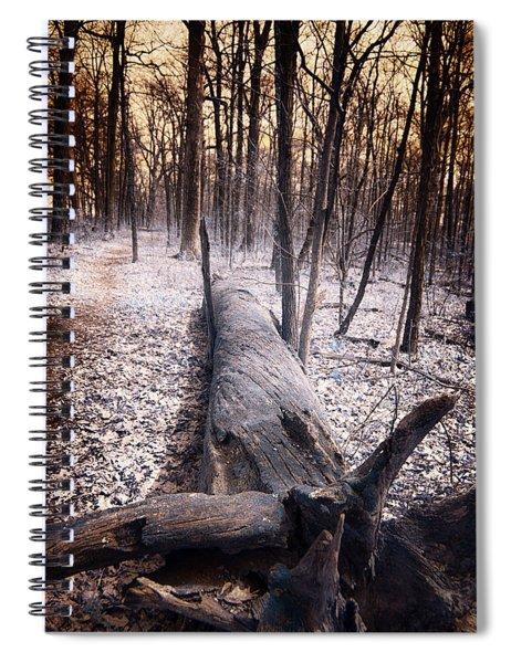 Dead Tree Spiral Notebook