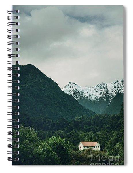 Deep In A Dream Spiral Notebook