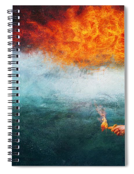 Deep Spiral Notebook