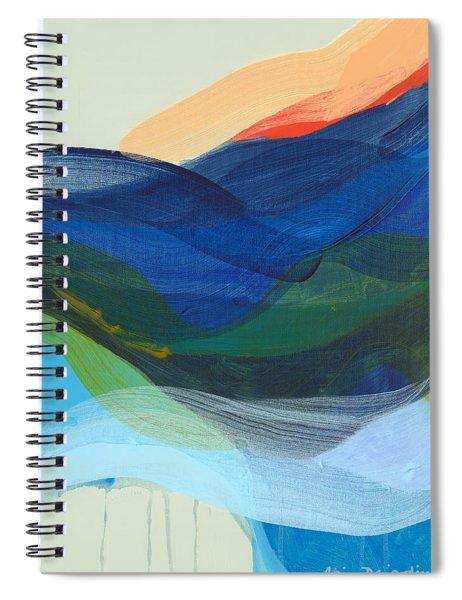 Deep Sleep Undone Spiral Notebook