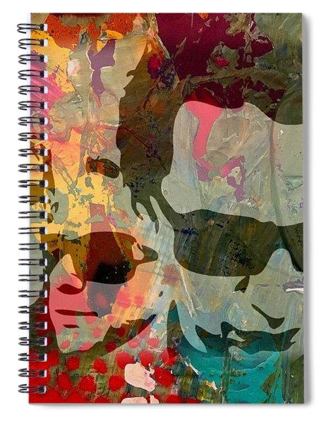 Depeche Mode Spiral Notebook
