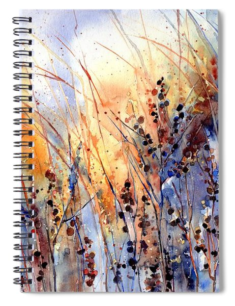 Desert Flowers Spiral Notebook