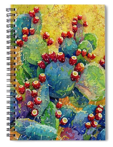 Desert Gems Spiral Notebook