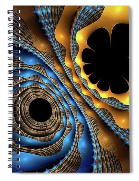 Deuteronomy Spiral Notebook