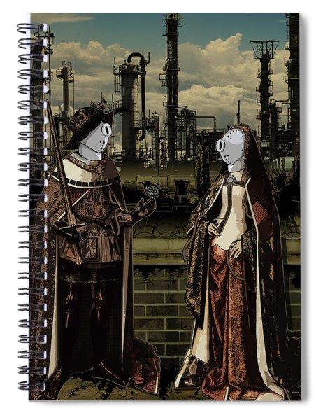 Dialog Spiral Notebook