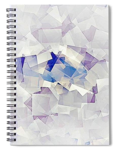 Diamond Brilliance Spiral Notebook