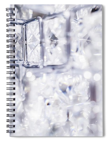 Diamond Shine I Spiral Notebook