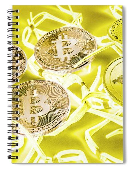 Digital Development Spiral Notebook