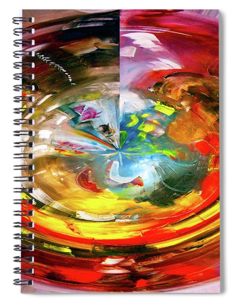 Digital Have And Have Not Spiral Notebook
