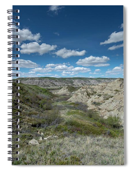 Dinosaur Fossil Country Spiral Notebook