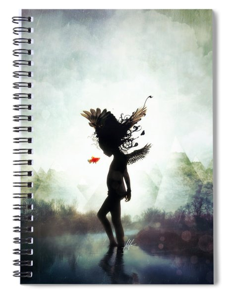 Discovery Spiral Notebook