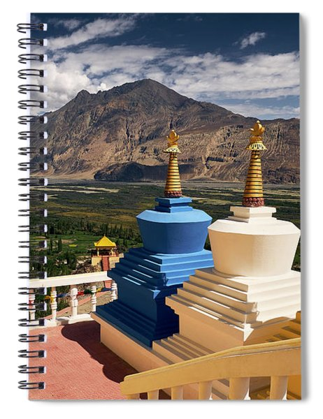 Diskit Gompa Spiral Notebook