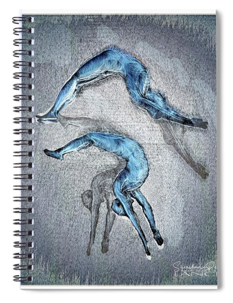 Dive Into Your Life Spiral Notebook