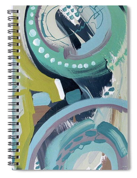 Dj Coffee Spiral Notebook