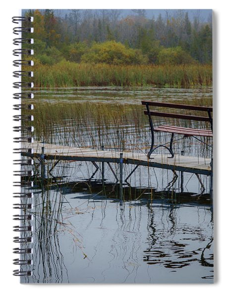 Dock By The Bay Spiral Notebook