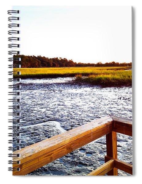 Dock Point Spiral Notebook