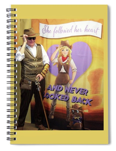 Doctor Jay And Tammy Tour The Midwest Spiral Notebook