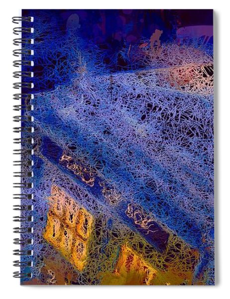 Doctor Who Tardis 2 Spiral Notebook