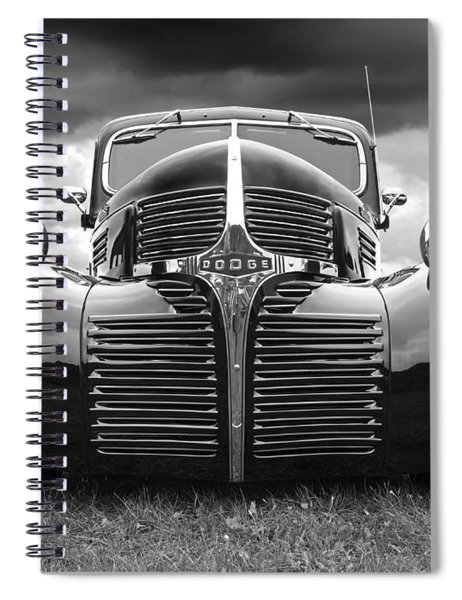 Dodge Truck 1947 Spiral Notebook