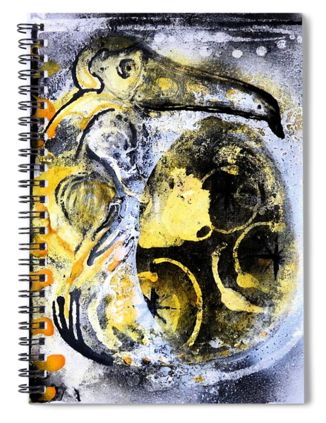 Dodo Spiral Notebook