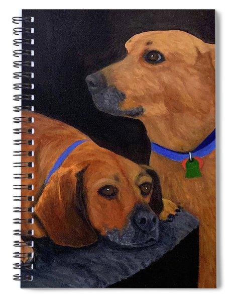 Dog Love Spiral Notebook